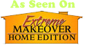 As seen on home makeover